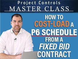 Michael Cost Load Schedule Webinar V2
